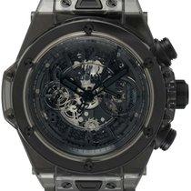 Hublot : Big Bang All Black Sapphire :  411.JB.4901.RT : ...