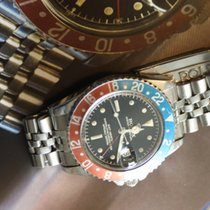 Rolex GMT-Master Gilt dial 'Exclamation Point' from 1962  Vintage