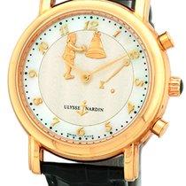 """Ulysse Nardin Gent's 18K Rose Gold  """"Hour Striker San Marco""""..."""
