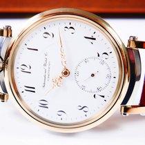IWC Schaffhausen Antique 1908 Collector wristwatch