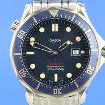 Omega 22218000 Staal Seamaster Diver 300 M 41mm