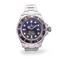 Rolex Sea-Dweller Deepsea D-Blue Dial