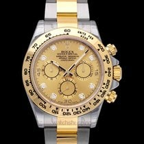 Rolex Daytona new Yellow gold