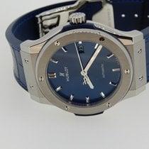 Hublot Classic Fusion Blue 542.NX.7170.LR 2018 new