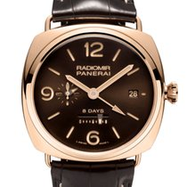 Panerai PAM00395 Rose gold 2021 Special Editions 45mm new