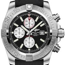 Breitling Super Avenger II new 2019 Automatic Chronograph Watch with original box and original papers A1337111/BC29/104W