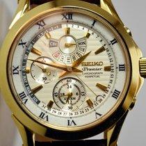 Seiko Premier Chronograph Perpetual
