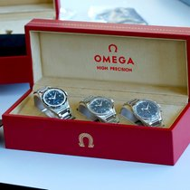 Omega Trilogy Set Limited Edition 557 60th Anniversary 1957 NEW
