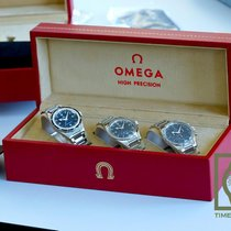 Omega new Limited Edition Steel Sapphire Glass