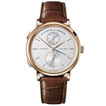 A. Lange & Söhne 385.032 Rose gold 2019 Saxonia 40mm new United States of America, New York, New York