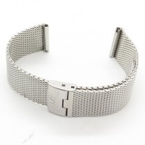 IWC Original Stainless Steel Adjustable Mesh Bracelet 18mm...