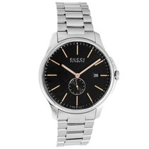 f2fdc613e04 Gucci G Timeless Stainless Steel Automatic Watch YA126312