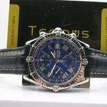 Breitling Chronographe Crosswind Racing A13055 Oversize Box &...