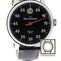 Meistersinger Steel 43mm Automatic SAM907 new