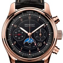 Bremont Chronometer 43mm Automatic new Black