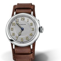 Oris Big Crown 1917 Limited Edition Steel 40mm Silver