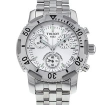 Tissot PRS 200 pre-owned 39.8mm Steel