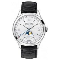 Montblanc 112538 Steel 2019 Heritage Chronométrie 40mm new