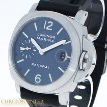 Panerai Luminor Marina Zeljezo 40mm Plav-modar