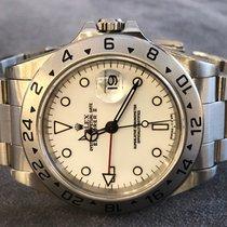 Rolex 16570 Acciaio 1997 Explorer II 40mm usato Italia, La Spezia