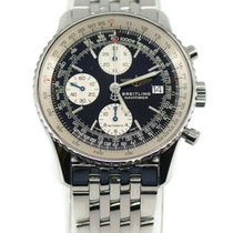 Breitling A13022 Steel Old Navitimer 41mm pre-owned United States of America, New York, New York