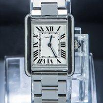 Cartier Stål 24mm Kvarts 3170 begagnad