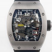 Richard Mille RM 029 Titanio 48mm Transparente Árabes