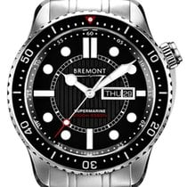 Bremont Steel 45mm Automatic Does Not Apply new United States of America, Texas, Frisco
