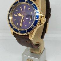 Rolex Submariner Date Oro giallo 40mm Nero Senza numeri Italia, roma