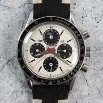 Universal Genève Steel 36mm Chronograph 881101/01 pre-owned United States of America, Florida, Sunny Isles Beach