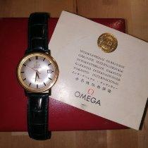 Omega Constellation Gelbgold 36mm Gold