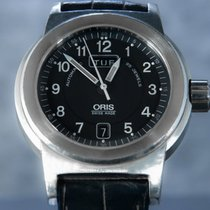 Oris Steel 38mm Automatic 635 7517 pre-owned