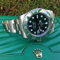 Rolex Submariner Date Steel 40mm Green No numerals United States of America, California, Costa Mesa