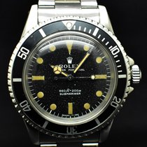 Rolex Submariner (No Date) 5513 1977 usados
