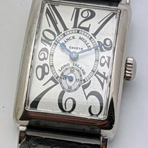 Franck Muller muller 900 s6 White gold 2005 Long Island 23mm pre-owned United States of America, Texas, El Paso
