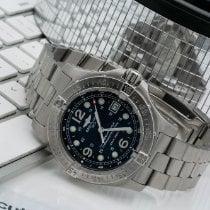 Breitling Superocean Steelfish Steel 44mm Blue Arabic numerals United States of America, New York, NewYork
