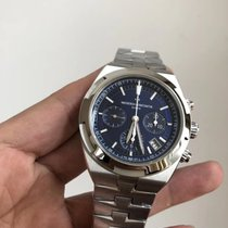 Vacheron Constantin Overseas Chronograph Steel 42.5mm Blue No numerals United States of America, California, Sunnyvale