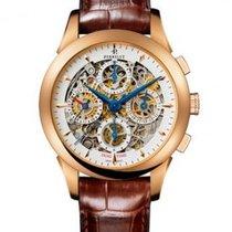 Perrelet Chronograph Skeleton GMT A3007.7