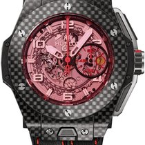 Hublot Big Bang Ferrari Carbon Unico