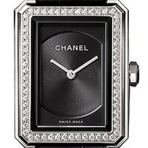 Chanel 34.6mm Quarz 2019 neu Boy-Friend