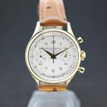 Baume & Mercier Chronograph White Dial Cal. Landeron 248...