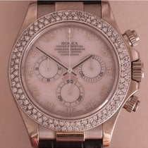 Rolex Daytona MOP Diamonds