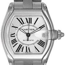Cartier Roadster Men's Steel Watch W62025V3 (or CRW62025V3)