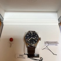 IWC Big Pilot's Watch 7 days Power Reserve 46mm,ocel,limit.ser...