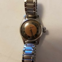 Doxa Steel Manual winding pre-owned United States of America, New York, Bronx