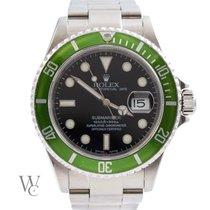 Rolex Submariner Date Green LV