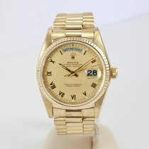 Rolex Day-Date 36 Yellow gold 36mm No numerals United States of America, Pennsylvania, Pittsburgh