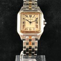 Cartier Panthère Acero y oro