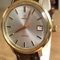 Omega Genève tweedehands 36mm Goud/Staal