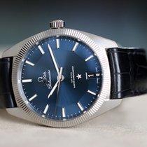 Omega Globemaster Acier 39mm Bleu Sans chiffres France, Thonon les bains